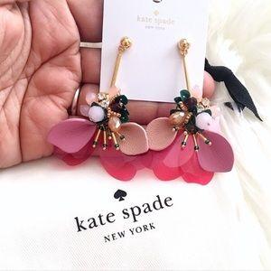 ♠️  Kate Spade Vibrant Life Linear Earrings